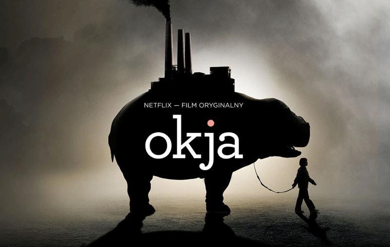 Okja - film oryginalny Netflix (28 czerwca 2017)