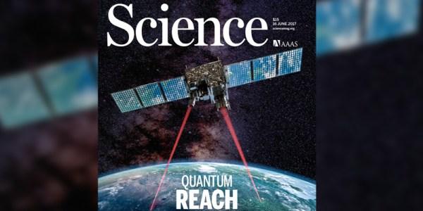 Kwantowe łącze satelitarne odporne na podsłuchy