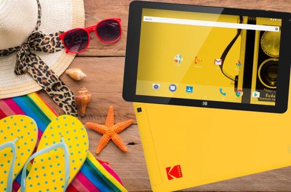 Dwa modele tabletów Kodaka już wkrótce w Polsce