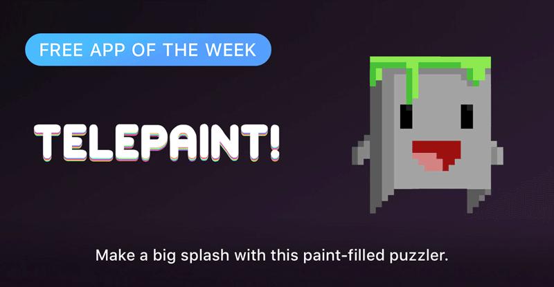 Telepaint - Free App of the Week