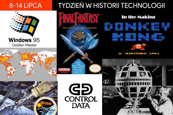 [8-14 lipca] Tydzień w historii technologii