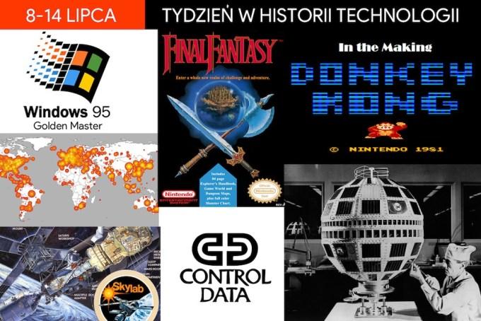 8-14 lipca: Tydzień w historii technologii