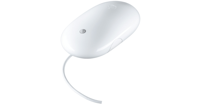 Mysz Mighty Mouse Apple (2005)