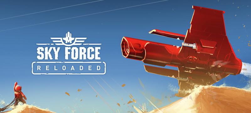 Gra Sky Force Reloaded (Infinite Dreams Inc.)