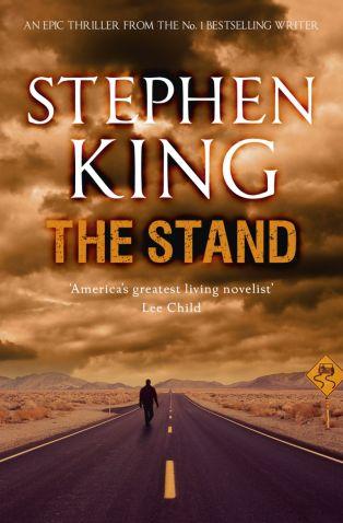 Okładka książki The Stand - Stephen King
