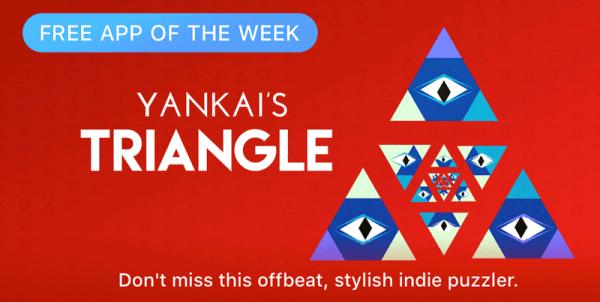 Yankai's Triangle, czyli trójkąty, trójkąty i trójkąty