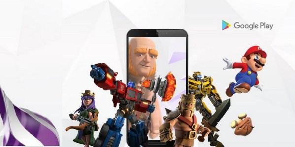 15 zł na zakupy w Google Play w prezencie od Play