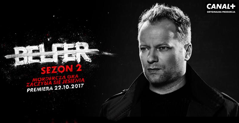 Belfer 2. sezon - 22 października 2017 r.