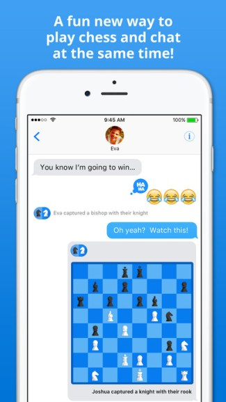 Checkmate! - screen iOS