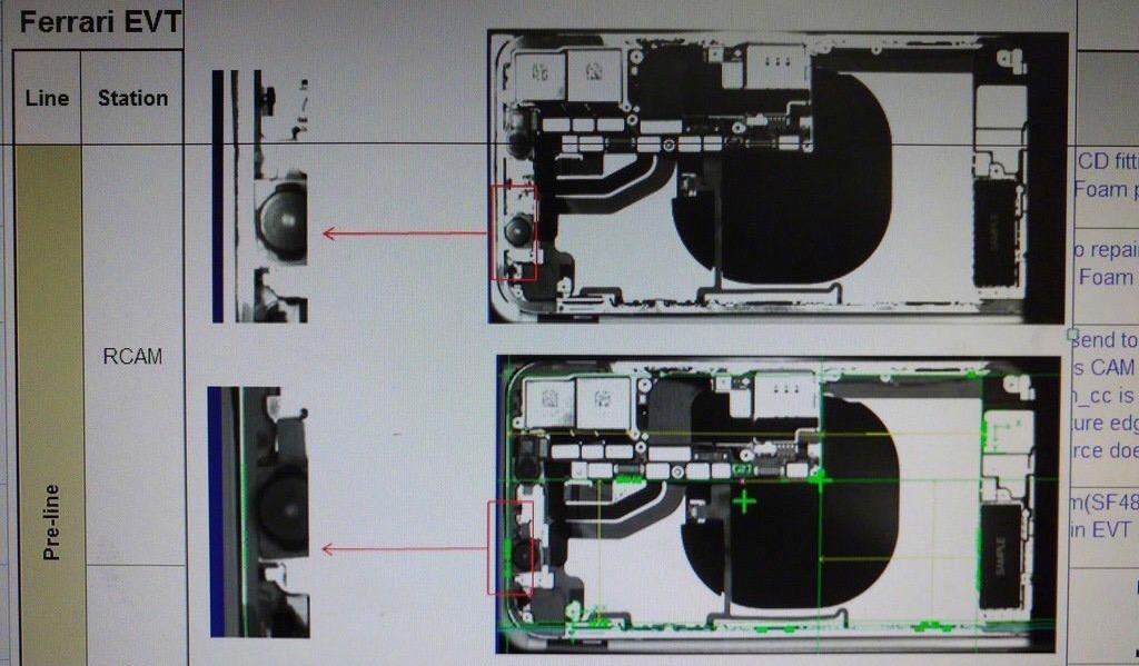 Schemat iPhone 8 (Ferrari EVT)