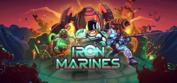 """""""Iron Marines"""" to nowa gra mobilna twórców """"Kingdom Rush"""""""