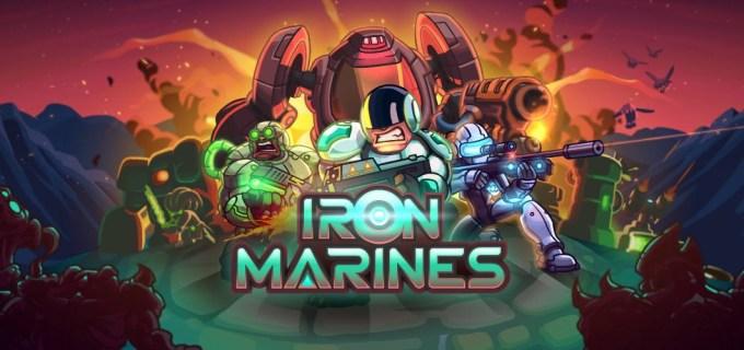 Iron Marines - gra mobilna - premiera 17 września 2017