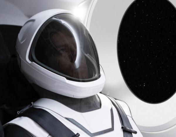 Elon Musk pokazał zdjęcie skafandra astronautów SpaceX