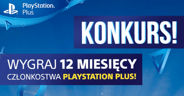 12 miesięcy Playstation Plus do wygrania w konkursie na Facebooku