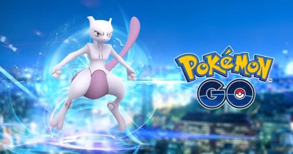 Mewtwo pojawi się wkrótce w raidach gry Pokémon Go!
