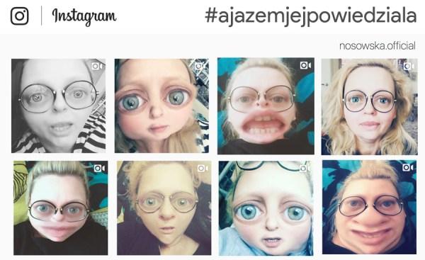 """""""A ja żem jej powiedziała…"""" czyli Nosowska na Instagramie"""