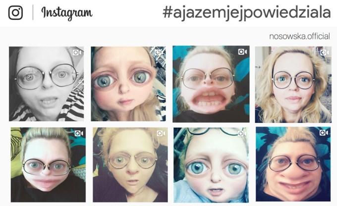 Katarzyna Nosowska na Instagramie #ajazemjejpowiedziala