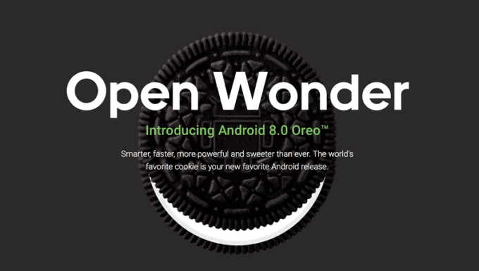 Open Wonder - Android 8.0 Oreo
