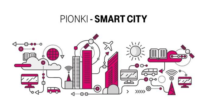 Smart City w Pionkach (T-Mobile)