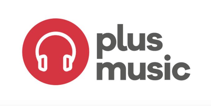 Plus Music (logo)