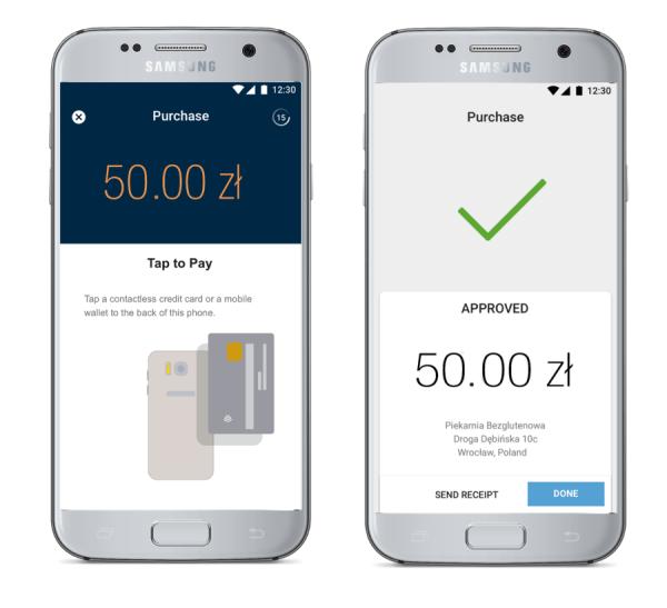 Jak zmienić smartfona w terminal płatniczy?