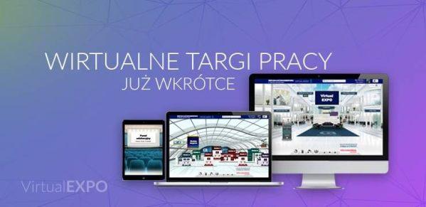 Spotkaj się z pracodawcą w wirtualnej rzeczywistości na VirtualEXPO