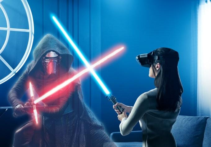 Star Wars Jedi Chellenge (AR)