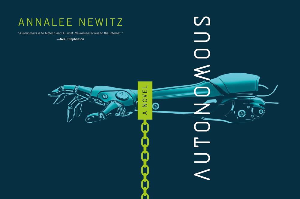 """Autonomous"" Annalee Newitz"