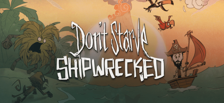 """""""Don't Starve: Shipwrecked"""" (Google Play)"""