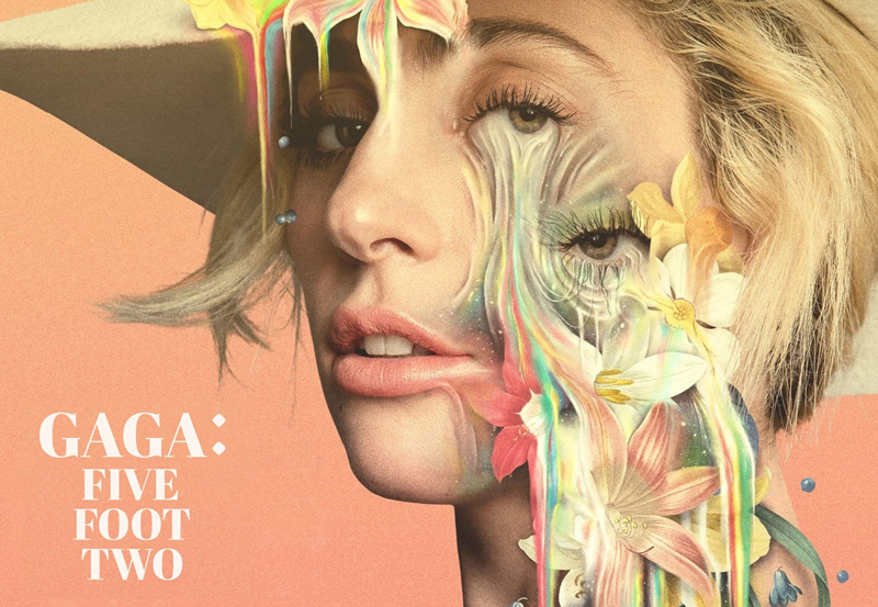 Gaga: Five Foot Two - Netflix (film dokumentalny)