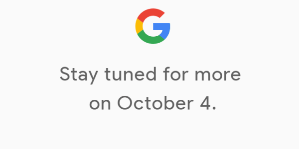 Pixel 2 od Google'a już 4 października