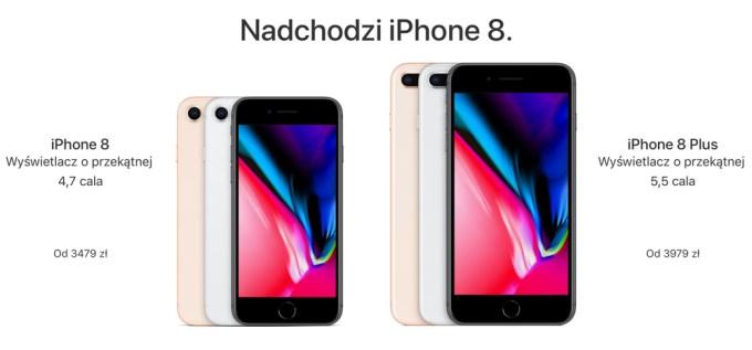 iPhone 8 i iPhone 8 Plus