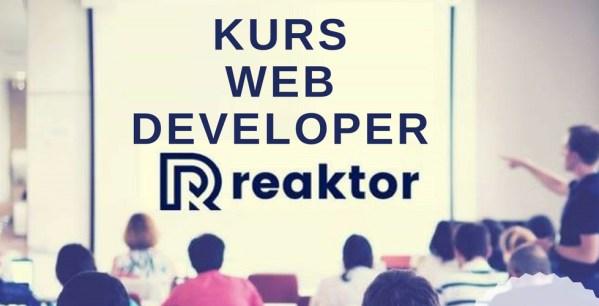 Zostań webdeveloperem – szybki kurs programowania