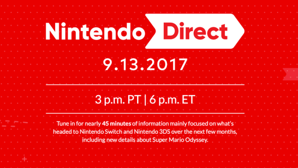 """Nintendo zaprezentuje w środę """"Super Mario Odyssey"""""""