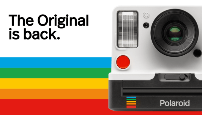 OneStep 2 Polaroid (2017)