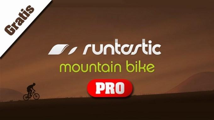 Runtastic Mountain Bike PRO za darmo