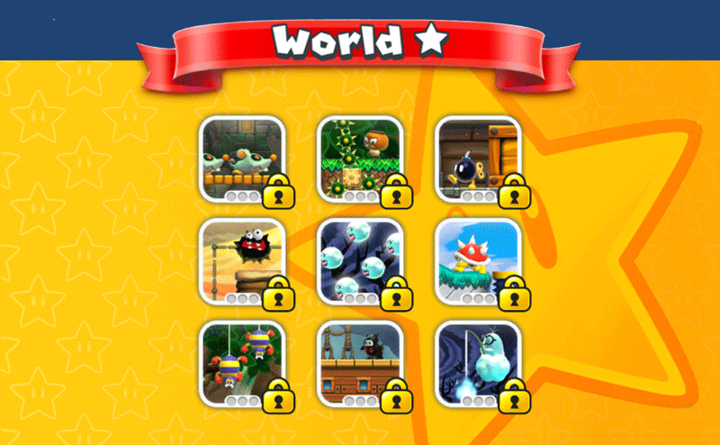 Super Mario Run 3.0.4 World Star