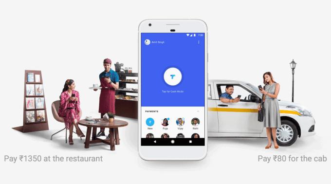 "Aplikacja mobilna ""Tez"" Google'a"