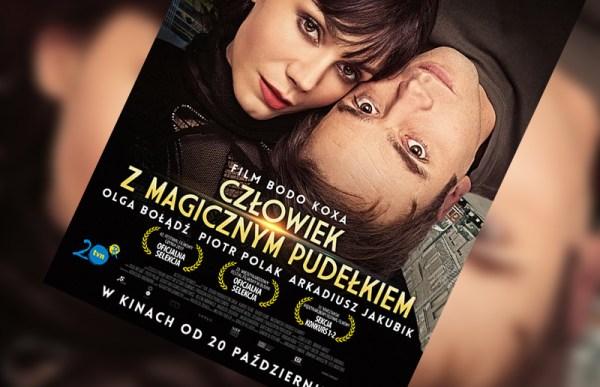 """Zwiastun filmu """"Człowiek z magicznym pudełkiem"""""""