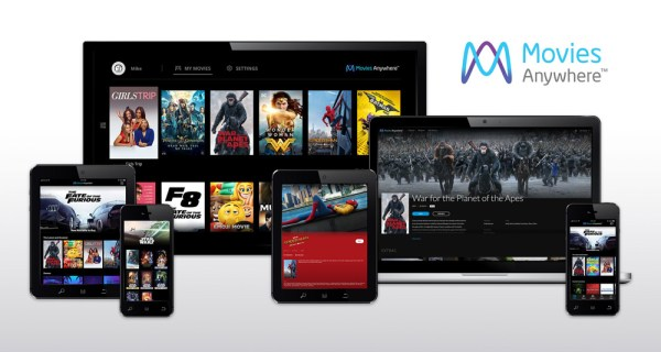 Movies Anywhere pozwoli oglądać filmy z różnych usług w jednym miejscu