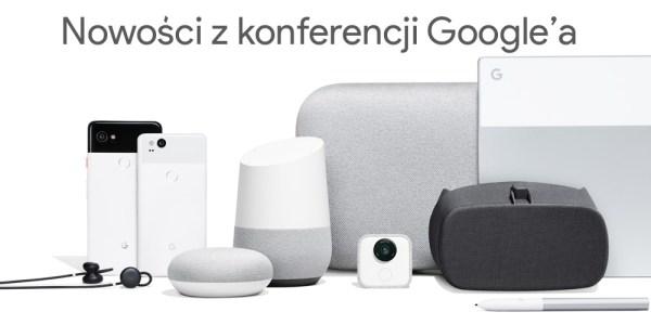 Google Pixel 2 oficjalnie zaprezentowany