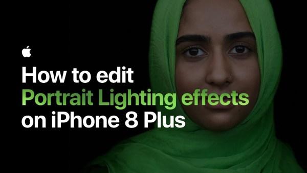 [Wideo] Jak używać trybu portretowego w iPhonie 8?