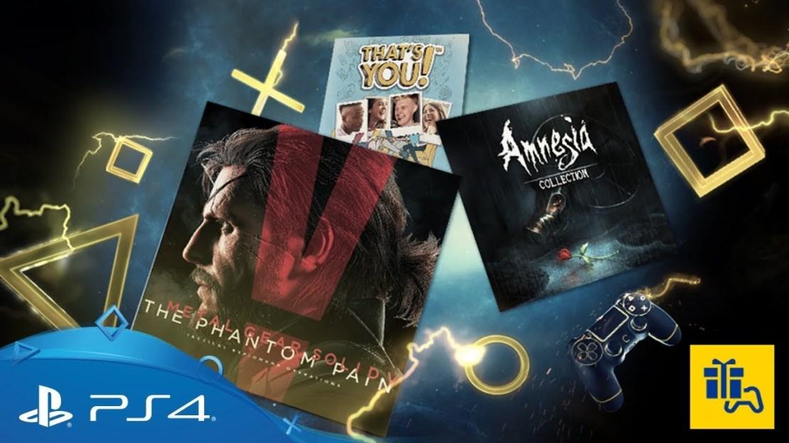 Październikowe gry do pobrania bezpłatnie w ramach Playstation Plus (2017)