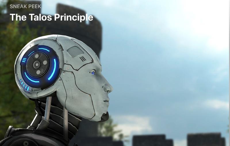 The Talos Principle (gra mobilna)