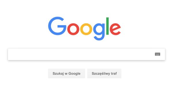 Zmiana domeny Google nie będzie już dawać wyników z innego kraju