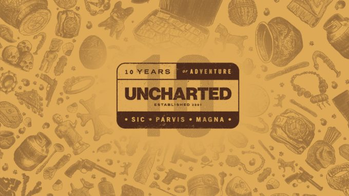 10-lecie gry Uncharted od Noughty Dog