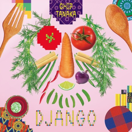 "Okładka albumu ""Django"" od Chip Tanaki"