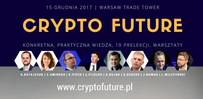 Crypto Future Conference 2017