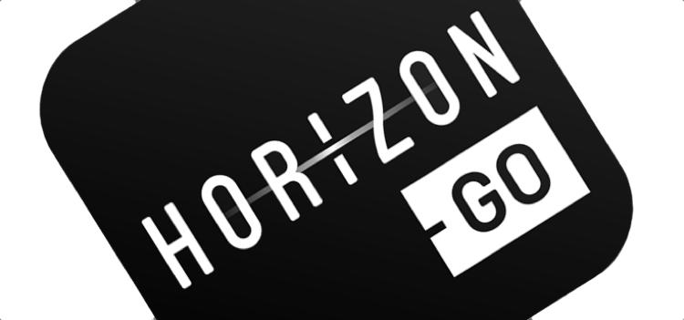Aplikacja mobilna Horizon Go - aktualizacja