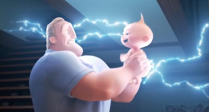 Iniemamocni 2 (The Incredibles 2) Jack-Jack